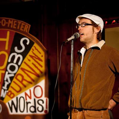 ArtHaus Poetry Slam at the Elks