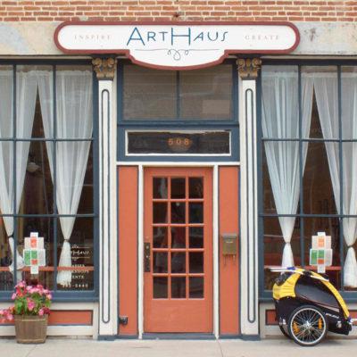 ArtHaus, 508 W. Water Street