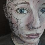 Frail by Jenna Michel, Clarke University