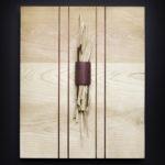 Purple Heart, Birch, Walnut, Bloodwood by Samuel Gathje, Luther College
